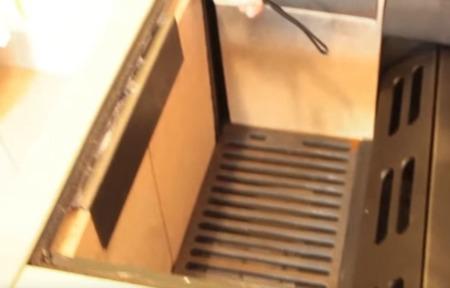 DOSTAWA GRATIS! 27765714 Kuchnia wolnostojąca, angielka na drewno 7,6-8,6kW, bez płaszcza wodnego (kolor: ciemny brązowy)