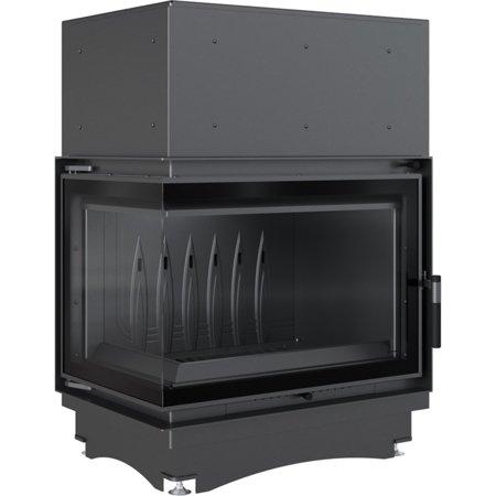 KONS Wkład kominkowy 12kW Zuzia Eco BS Deco (lewa boczna szyba bez szprosa) - spełnia anty-smogowy EkoProjekt 30066813