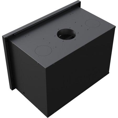 Kaseta kominkowa 8kW Arke 75 (szyba prosta) - spełnia anty-smogowy EkoProjekt 30065518