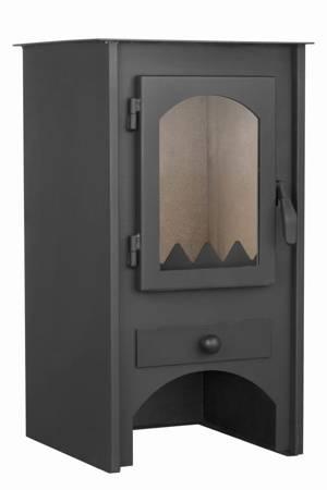 TOPGAR Piec stalowy 6kW (średnica wylotu spalin: 120 mm) 19877500