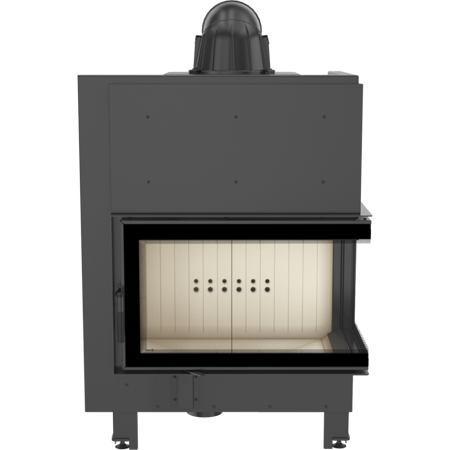 Wkład kominkowy 15kW MBO BS (prawa boczna szyba bez szprosa) - spełnia anty-smogowy EkoProjekt 30046764