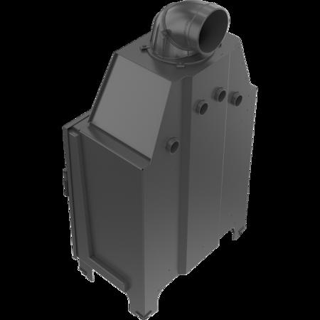 Wkład kominkowy 17kW Mba (szyba prosta) - spełnia anty-smogowy EkoProjekt 30046773